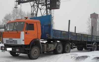 Камаз - Калининград, заказать или взять в аренду