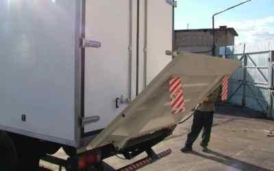 Грузоперевозки. Автомобиль ISUZU с гидробортом - Гусев, заказать или взять в аренду