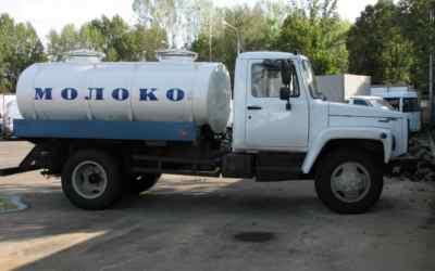 ГАЗ-3309 Молоковоз - Калининград, заказать или взять в аренду
