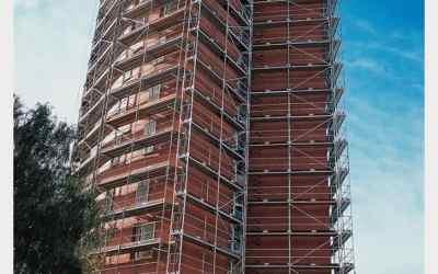 Строительные фасадные леса, вышки -туры. аренда - Калининград, заказать или взять в аренду