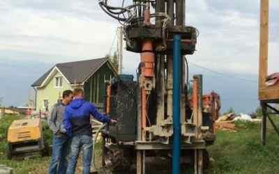 Бурим скважины на воду, Артезианская скважина - Калининград, цены, предложения специалистов