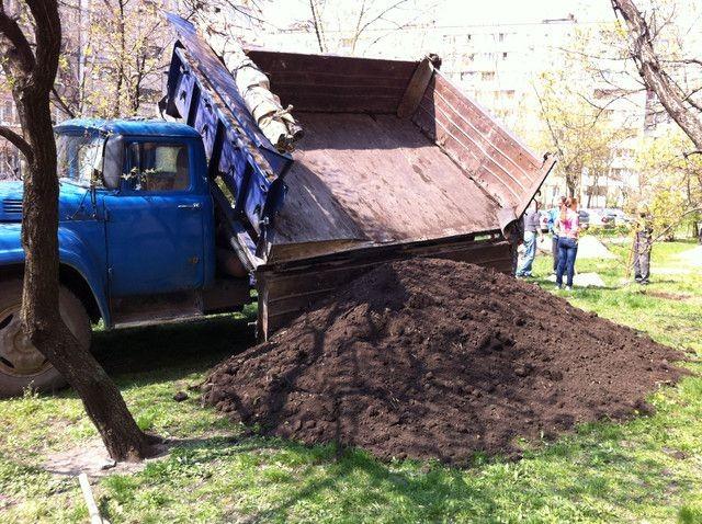 Самосвал песок гравий грунт - Калининград, заказать или взять в аренду