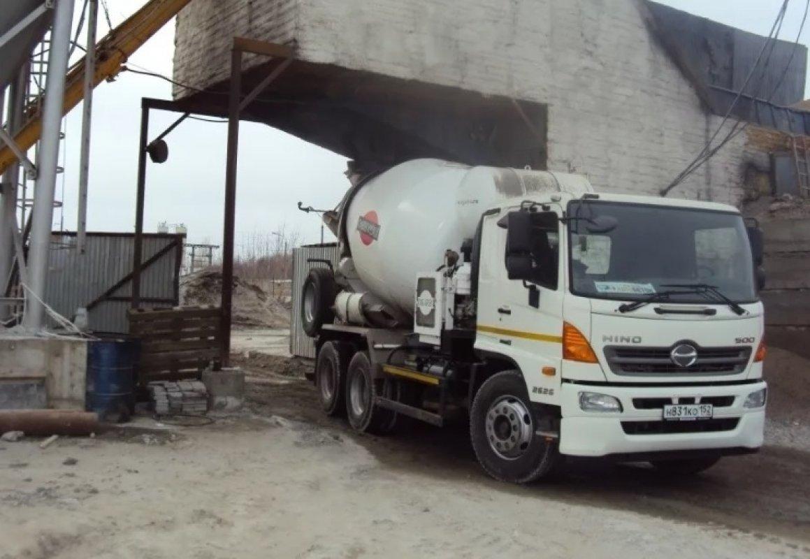 Заказать миксер бетона в калининграде керамзитобетон на кровлю