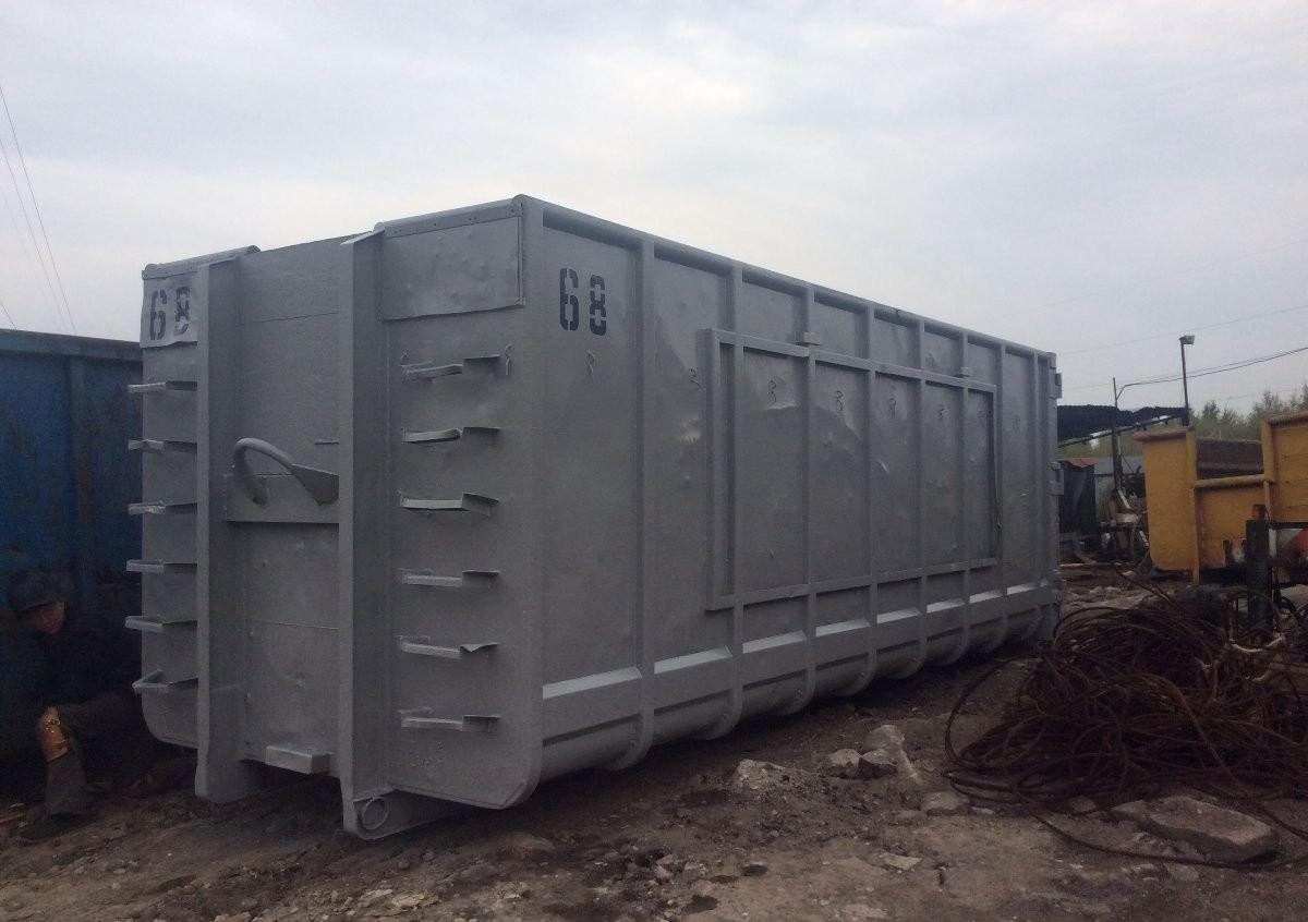 Аренда контейнера, кески, манипулятора - Калининград, заказать или взять в аренду
