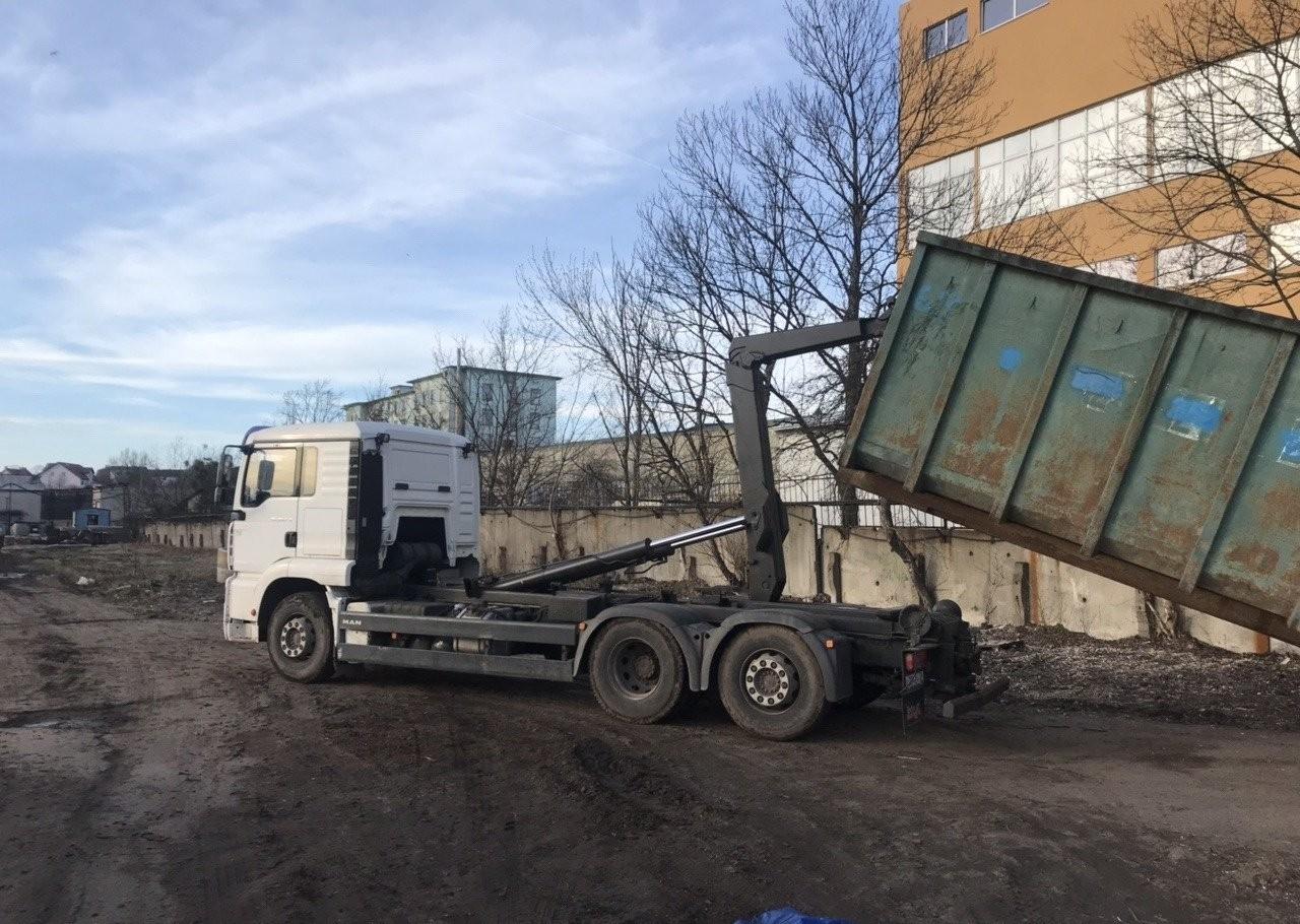 Аренда бункера, контейнеров мусорных, услуги манип - Калининград, заказать или взять в аренду
