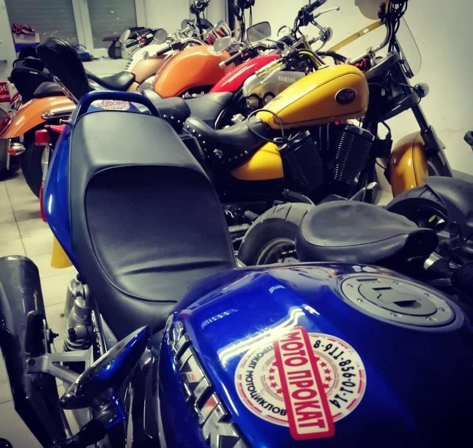 Прокат, аренда мотоциклов - Калининград, заказать или взять в аренду