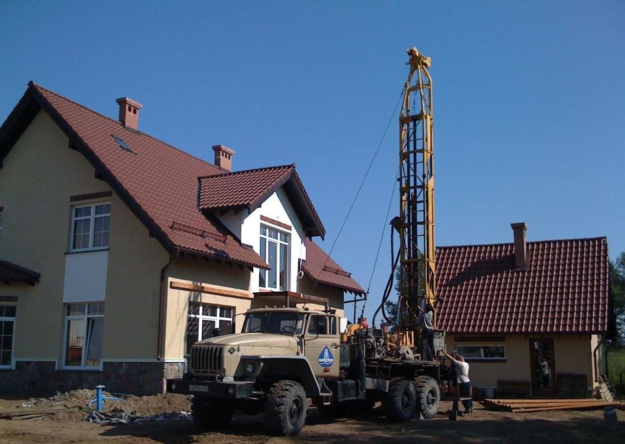 Скважины на воду, Бурение, Монтаж, геология, геоде - Калининград, цены, предложения специалистов