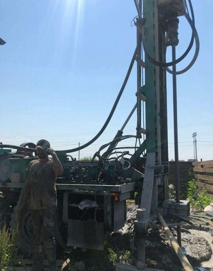 Бурим скважины на воду - Калининград, цены, предложения специалистов